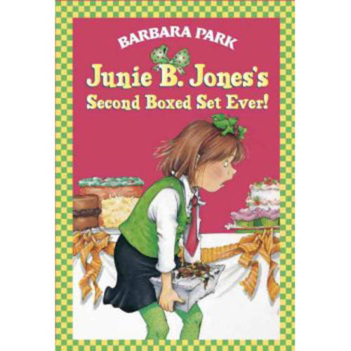 Junie B. Jones's Second Boxed Set Ever!: Books 5-8