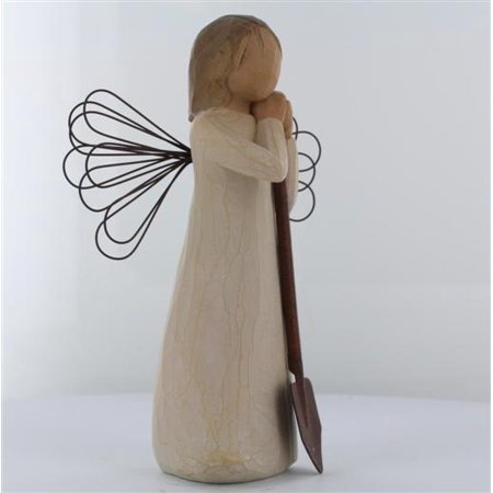 Willow Tree Angel of The Garden (Willow Tree Angel Stand)