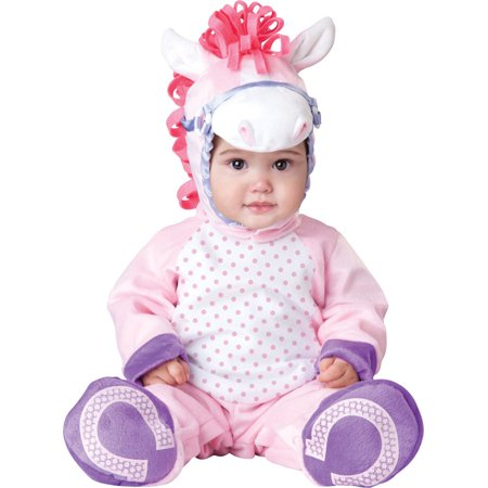 Morris Costumes Pretty Little Pony Toddler 6-12, Style IC6048TS