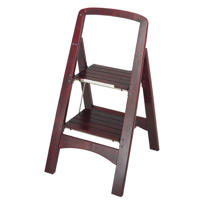 Cosco 2 Step Rockford Wood Step Stool  sc 1 st  Walmart & Cosco Step Stools islam-shia.org