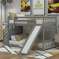 Bunk Beds With Slide Walmart Com