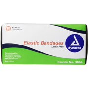 "Elastic Bandages (10CM) Latex Free 4"", 10 ea"