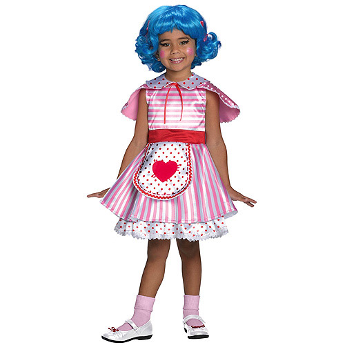 Deluxe Lalaloopsy Rosy Bumps N Bruises Toddler Halloween Costume