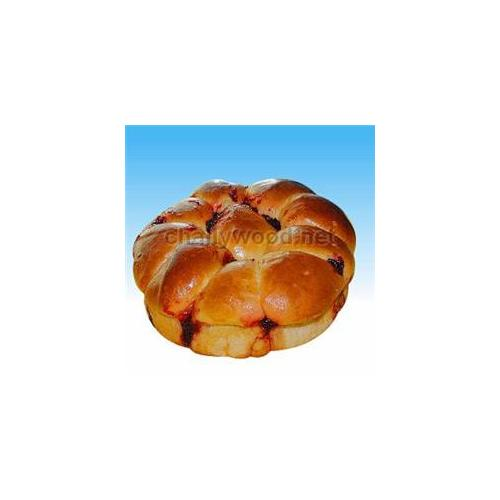 Challywood SP-56 Raspberry Pull-Apart Challah - Pack of 2
