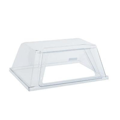 Nemco 8250GD Roll-A-Guard, self serve with door, polycarbonate