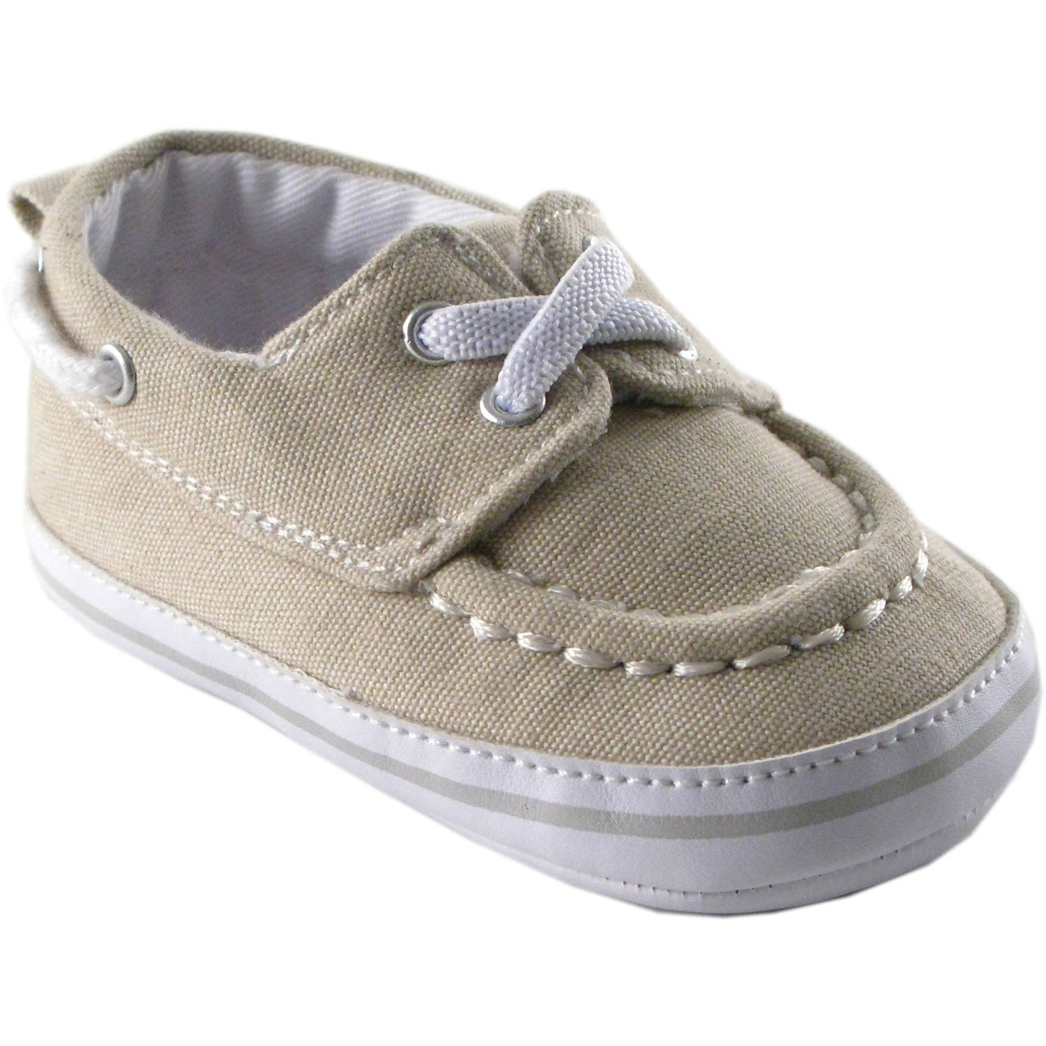 Luvable Friends Newborn Baby Boys Slip-on Shoes