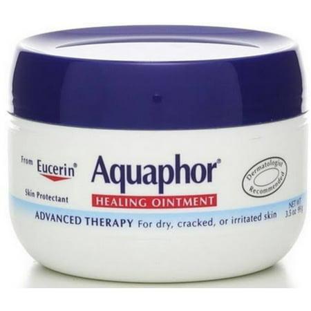 Aquaphor healing skin ointment oz pack of 4 for Tattoo care aquaphor