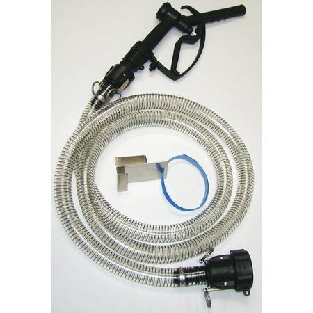 Hose Kit,Dia.1 In,Polypropylene,8 GPM