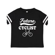 Future Cyclist Childs Bicyle Toddler T-Shirt