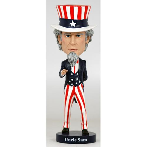 Uncle Sam Collectors Edition Bobblehead