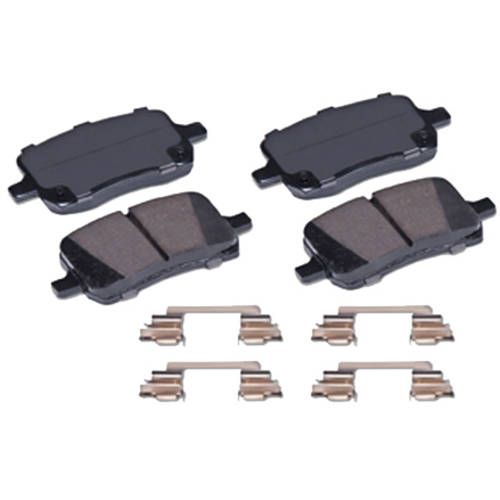 ACDelco Brake Pad Kit, #17D1160Ch by ACDelco