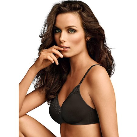 Womens Comfort Devotion NoWire Embellished Demi with Lift Bra, Style - Easy Comfort Lift