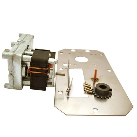 120V Hot Dog Grill Gear Motor Kit, Replaces Star PS-RG5069