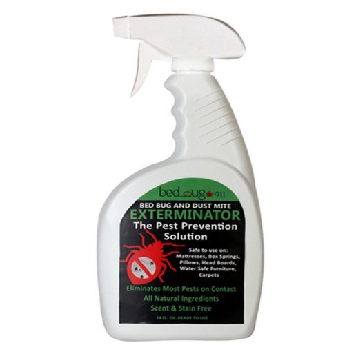 Bed Bug 911 Exterminator 24 oz. Spray