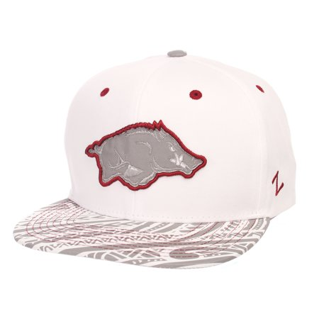 Arkansas Razorbacks Official Ncaa Lahaina Adjustable Hat Cap By Zephyr 318454