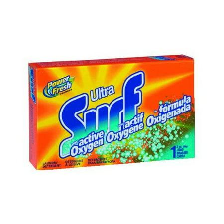 Surf 2979814 1.8 oz. Vending Machines Powder Detergent Packets (Surya Powder)
