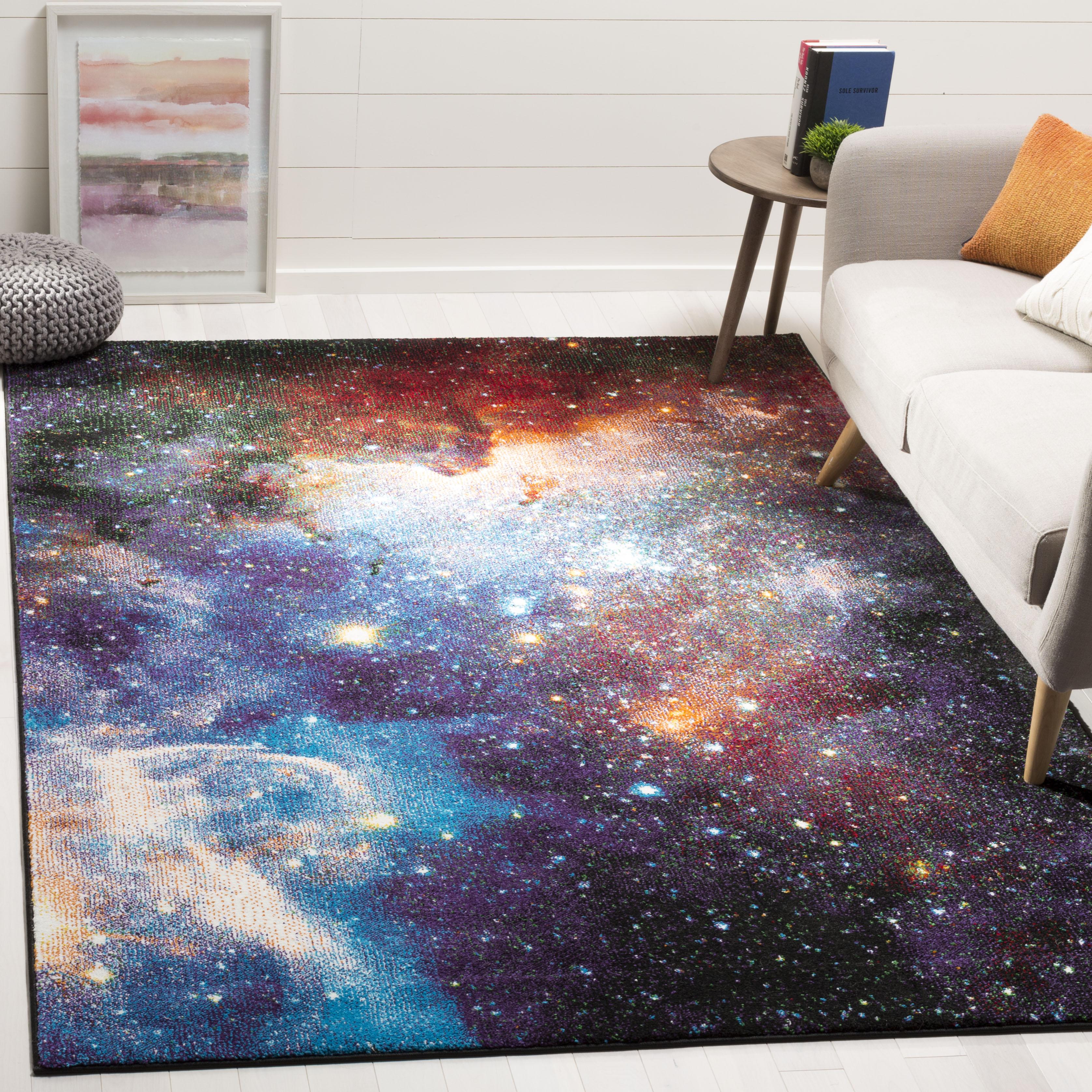 Safavieh Galaxy Kalden Astronomy Area Rug