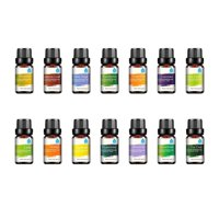 Pursonic, 100% Pure Essential Oil Set, 14-pack