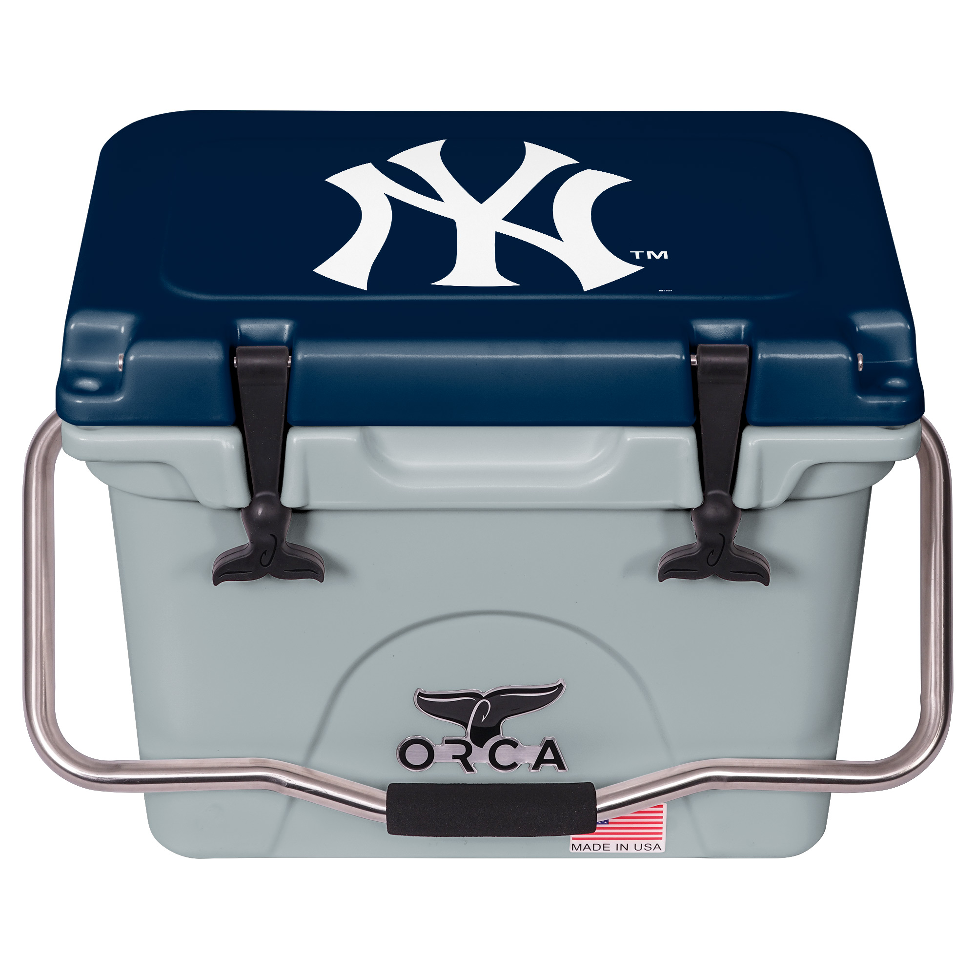 New York Yankees ORCA 20-Quart Hard-Sided Cooler - No Size
