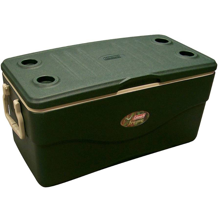 Coleman Xtreme 120-Quart Cooler, Green