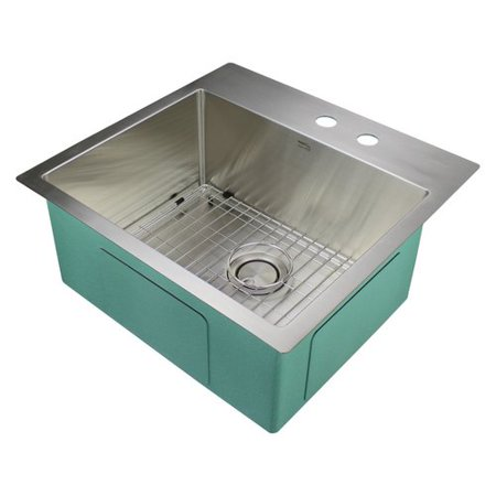 Dual Mount Kitchen Sink