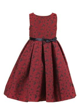 9004f0832c86 Red Big Girls Casual Dresses - Walmart.com