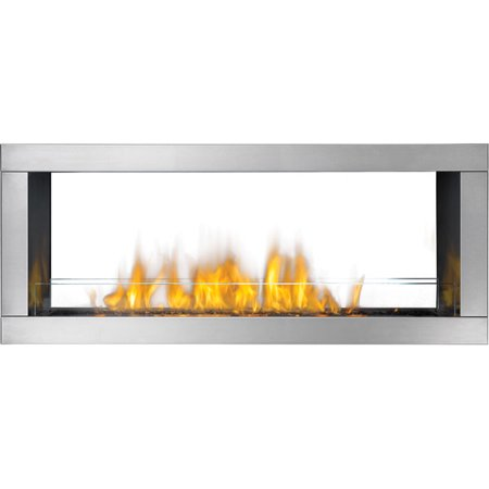 Gss48nst Napoleon Outdoor Linear Gas Fireplace Natural Gas See