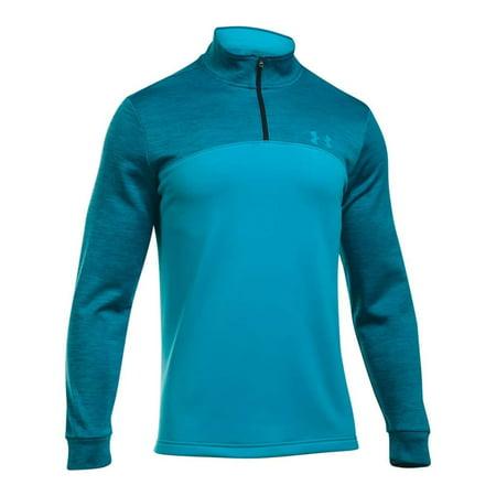 Under Armour Men Armour Fleece Quarter Zip Long Sleeve Shirt ()