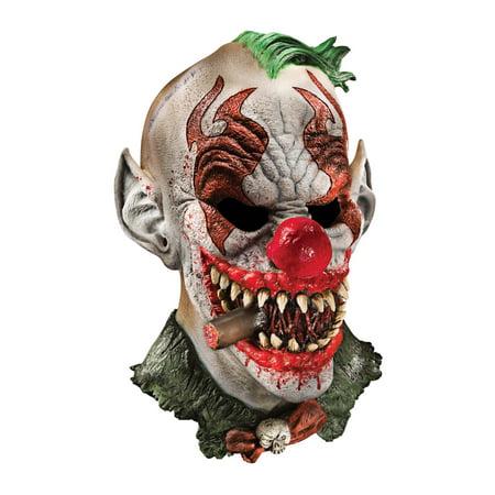 Wholesale Mask (Latex Mask - Fonzo The Clown - Adult Costume)