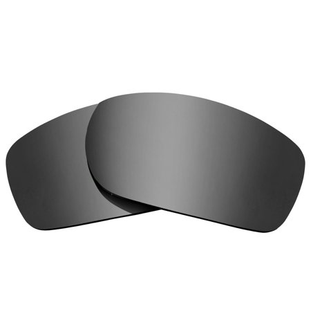 Seek Optics Silver Color Lenses Compatible with Oakley Fives Squared