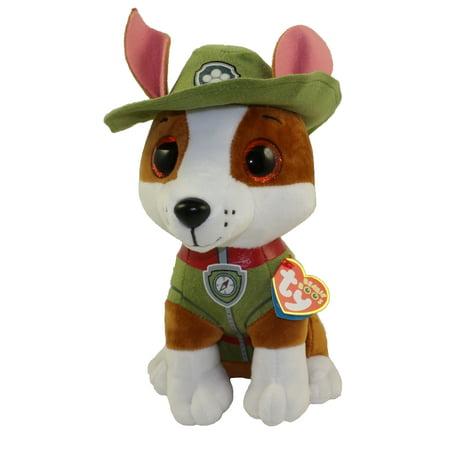 TY Beanie Buddy - TRACKER (Paw Patrol) (10 inch) - Walmart.com 336bba3ee19