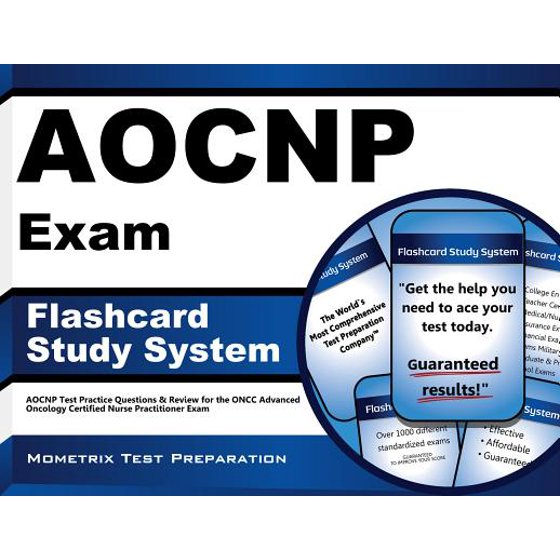 Aocnp Exam Flashcard Study System Aocnp Test Practice Questions