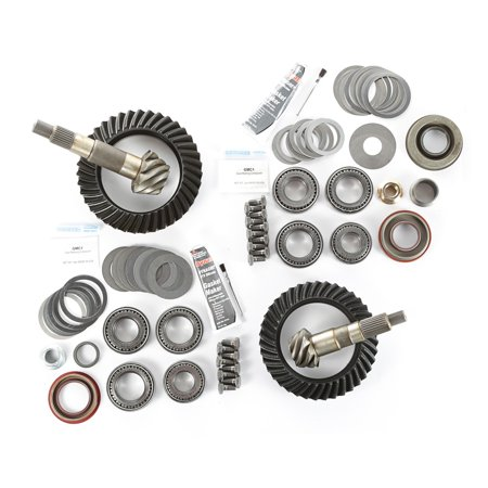 Alloy USA 360025 Ring And Pinion Gear Set Fits 97-06 Wrangler (TJ)