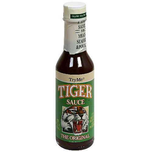 Try Me Tiger Sauce, 5 oz (Pack of 6)