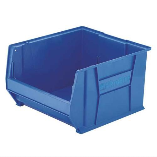 Akro-Mils Super Size Bin, Blue 30289BLUE