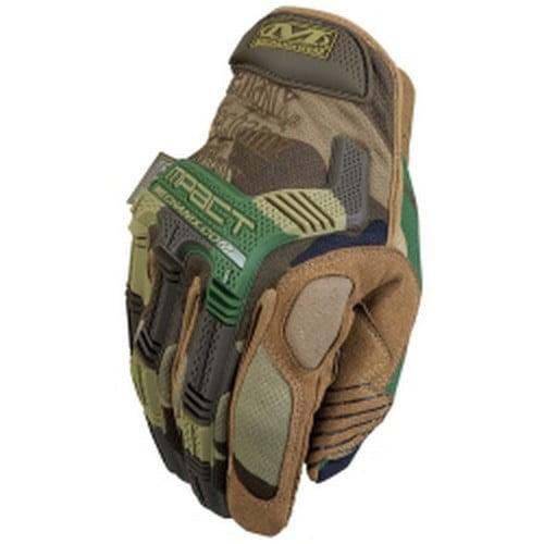 Mechanix Wear MPT-77-010 Mechanix Wear M-Pact glove Large 10 Woodland Camo