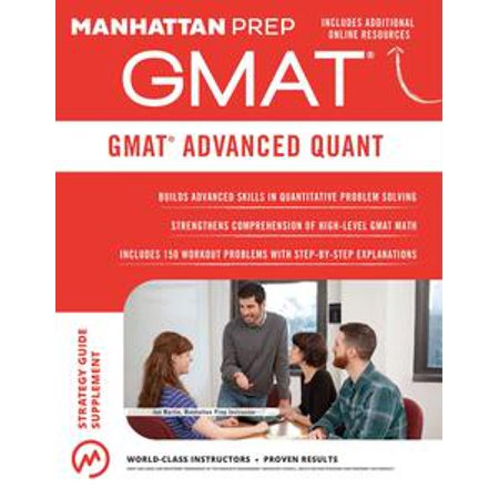 GMAT Advanced Quant - eBook (Day In The Life Of A Quant)