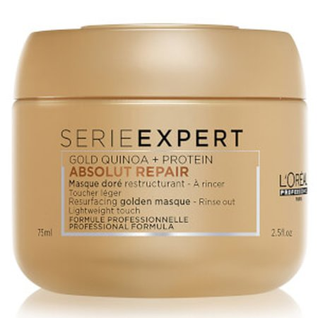 Loreal Serie Expert GOLD Repair Protein Mask Masque - 2.5