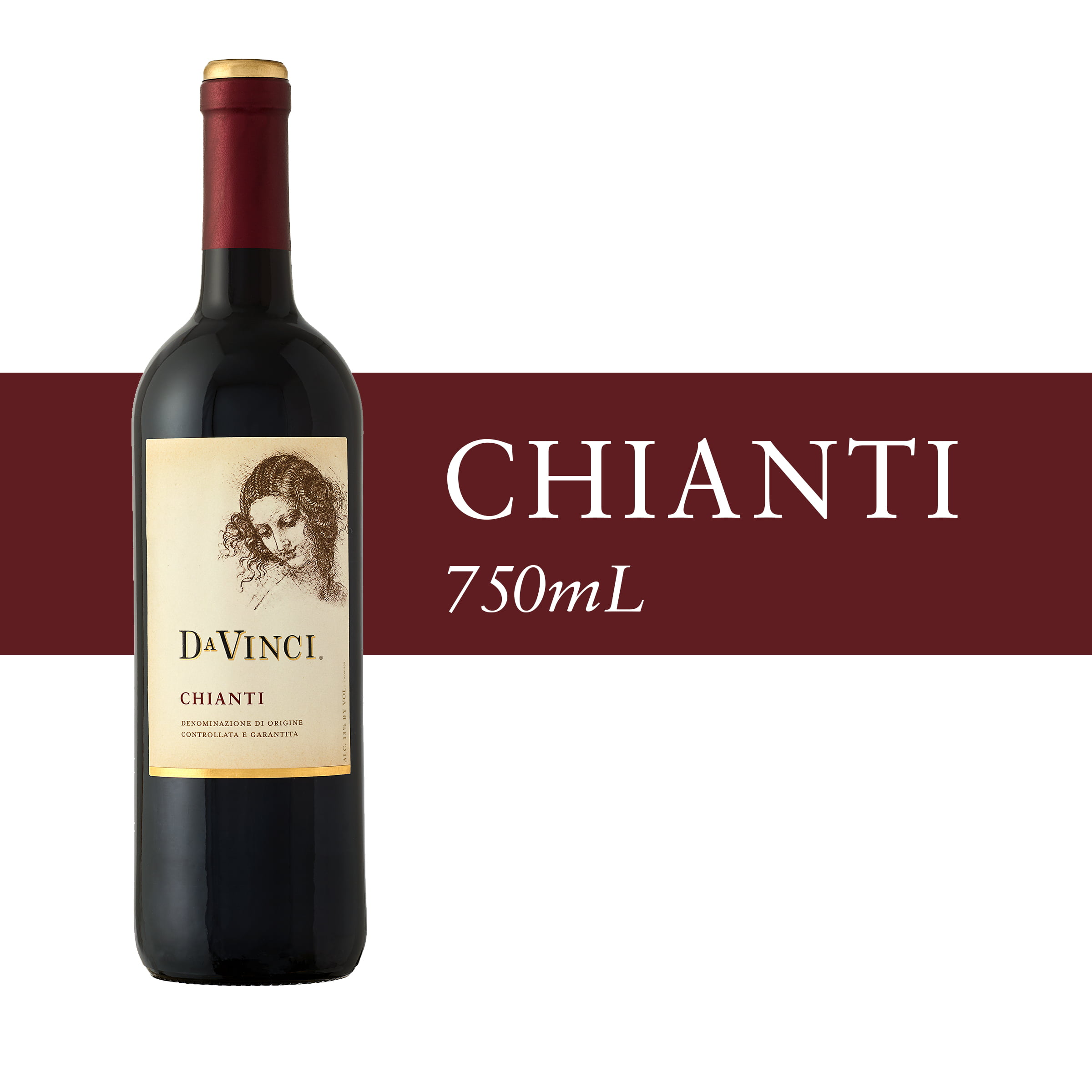 Davinci Chianti Italian Red Wine 750ml Walmart Com Walmart Com