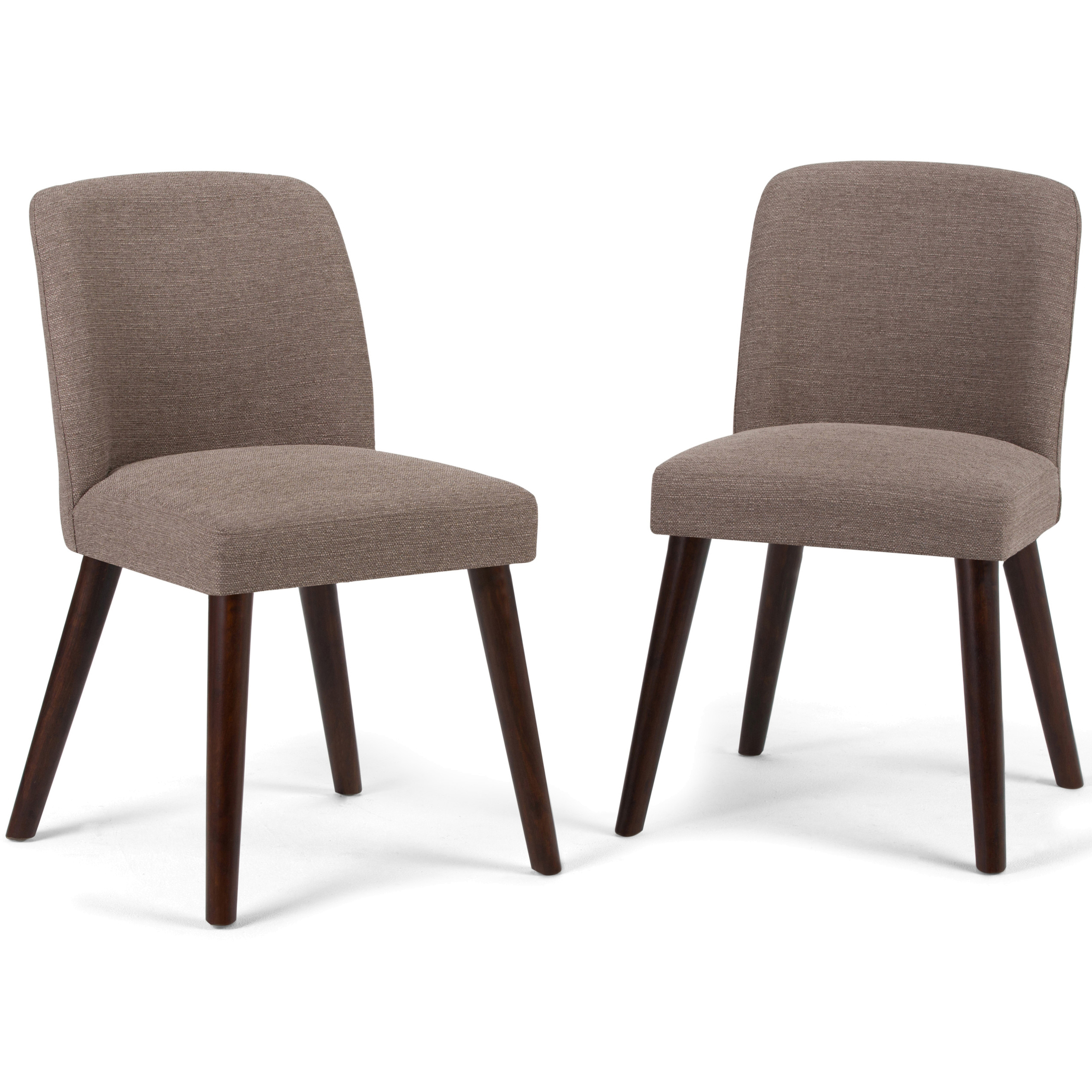 Simpli Home Emery Dining Chair (Set of 2)