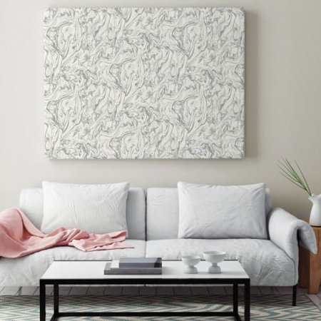 Roommates Grey Marble Peel Stick Wallpaper