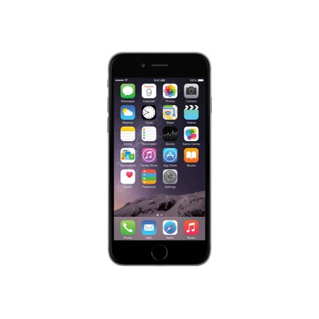 Boost Mobile Apple iPhone 6 32GB Prepaid Smartphone, Space Gray