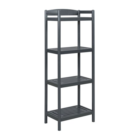Home Goods Durham (Exmore Tall Bookcase / Media Tower with Adjustable)