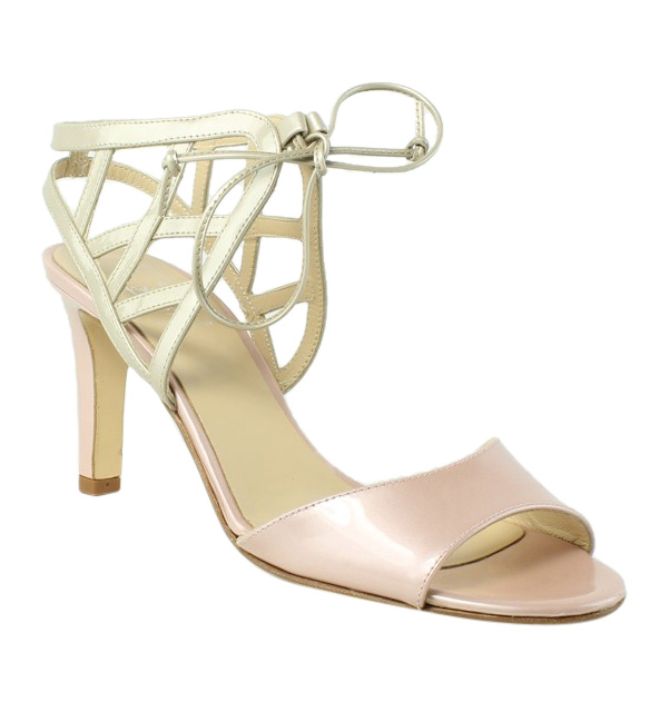 Amalfi Womens Pink Strappy Heels Size 7 New by Amalfi