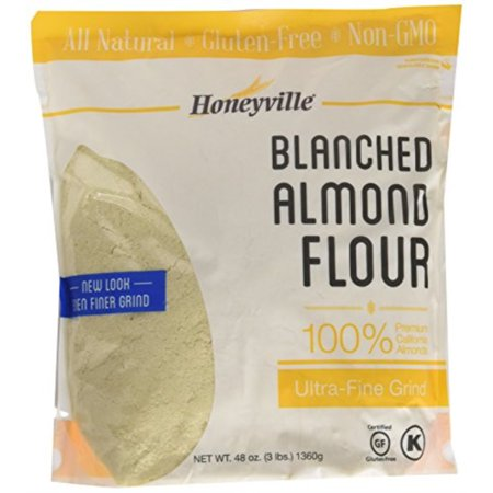 Honeyville Blanched Almond Flour Super Fine Grind Gluten