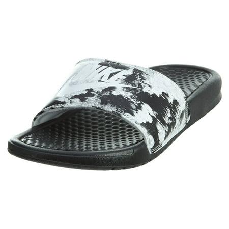 finest selection 81cce 3bcdc NIKE - Nike Benassi Jdi Print Womens Style   618919 - Walmart.com