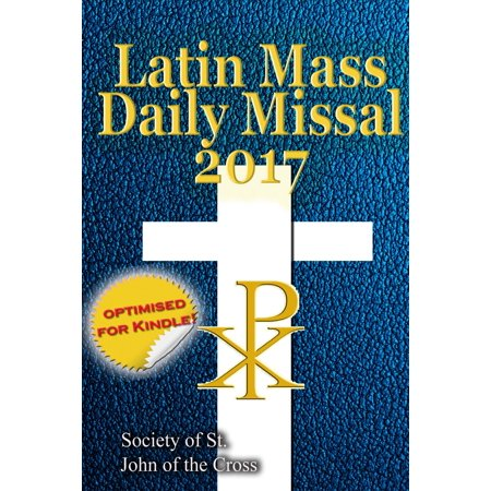 The Latin Mass Daily Missal: 2017 in Latin & English, in Order, Every Day - eBook](Daily Bumps Halloween 2017)