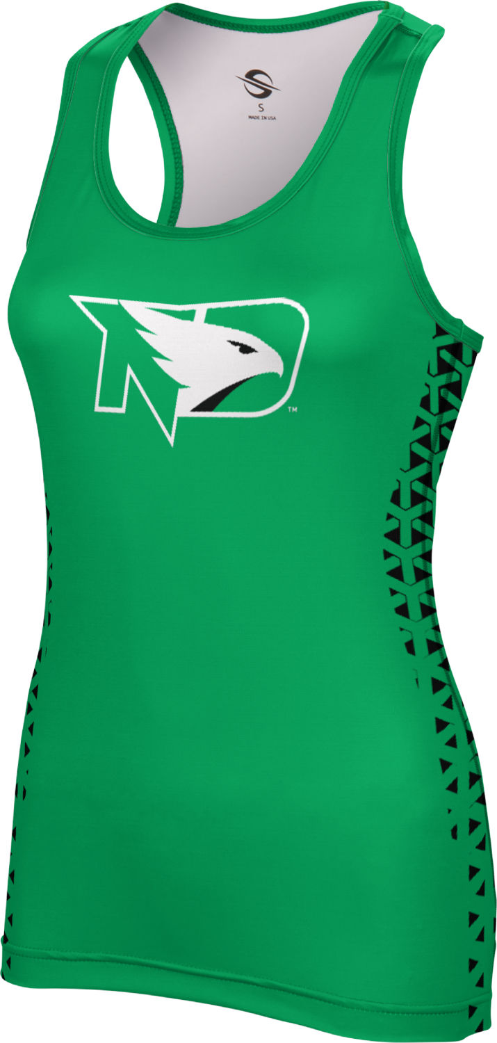 ProSphere Women's University of North Dakota Geometric Performance Tank by