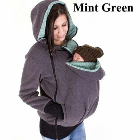 Noroomaknet - Noroomaknet Womens Maternity Kangaroo Hooded Sweatshirt for  Baby Carriers - Walmart.com cfe61ecf8b