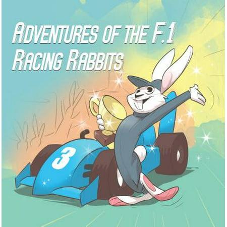 Adventures Of The F.1 Racing Rabbits - eBook